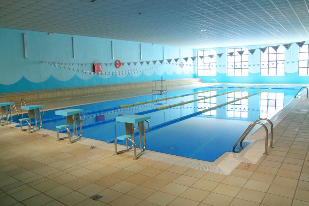 Zona deportiva natacion madrid