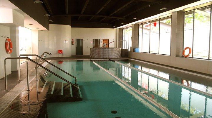 piscina climatizada para niños madrid