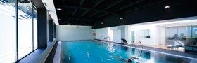 piscina natación niños madrid