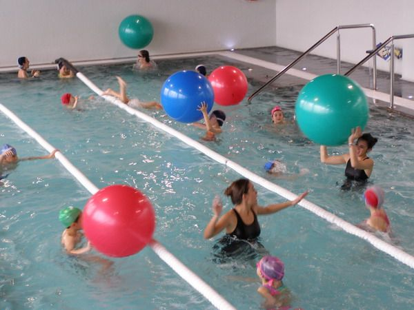animaciones infantiles en la piscina